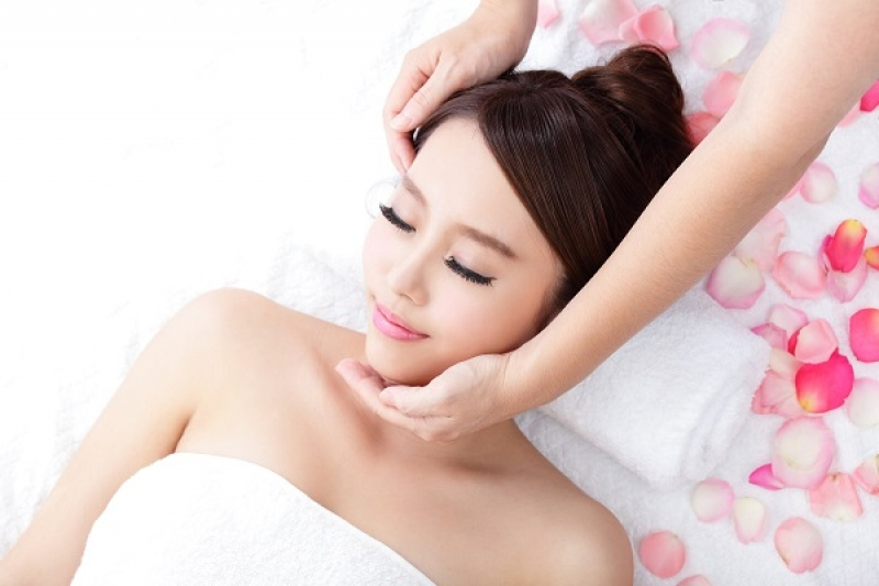 Японский массаж лица Кобидо