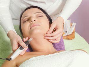 Уход шеи у косметолога